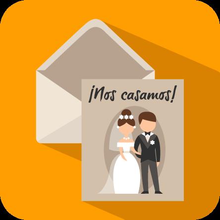 Invitaciones boda y estampas comunión